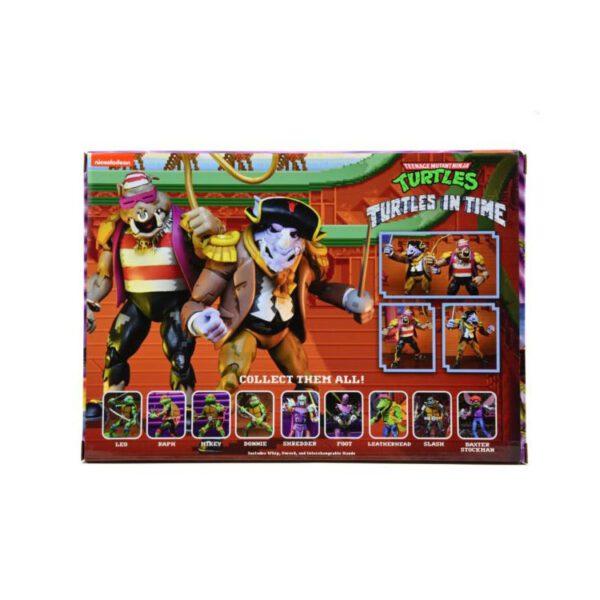 """Teenage Mutant Ninja Turtles - Pirate Bebop & Rocksteady 7"""" Scale Action Figure 2-Pack"""