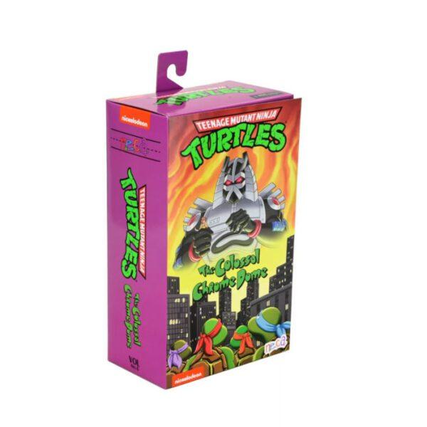 """Teenage Mutant Ninja Turtles - Chrome Dome Ultimate 7"""" Action Figure"""